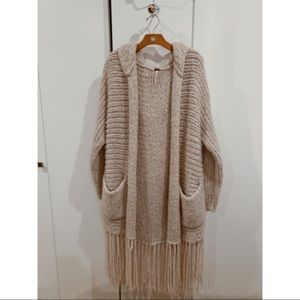 Free People Set Me Free Cardigan